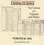 Norfolk 1841 Census