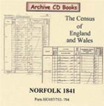 Norfolk 1841 Census