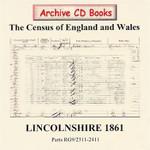 Lincolnshire 1861 Census (version 2)