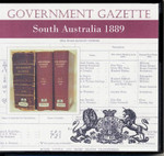 South Australian Government Gazette 1889