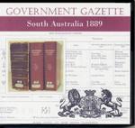 South Australian Government Gazette 1889