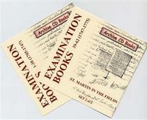 Settlement Examination Books 1-74 (1706-1795) (Set)