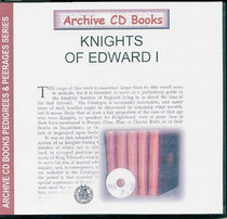 The Knights of Edward I