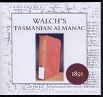 Walch's Tasmanian Almanac 1891
