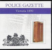 Victoria Police Gazette 1890
