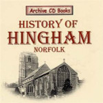 History of Hingham, Norfolk