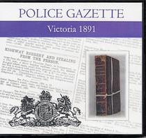 Victoria Police Gazette 1891