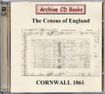 Cornwall 1861 Census