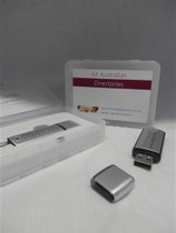 All Australian National and State Directories Collection (USB)