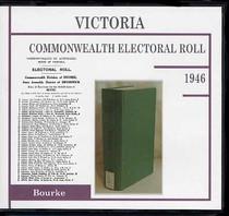 Victoria Commonwealth Electoral Roll 1946 Bourke