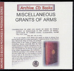 Miscellaneous Grants of Arms