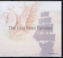The First Fleet Families (CD)