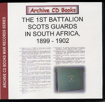 The First Battalion Royal Scots in South Africa, 1899-1902
