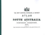 South Australian Counties Atlas 1876 (book)