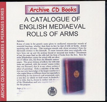 A Catalogue of English Mediaeval Rolls of Arms