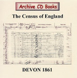 Devon 1861 Census