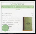 Melbourne Commercial and Squatters Directory 1854 (Butterfield)