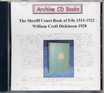 The Sheriff Court Book of Fife 1515-1522
