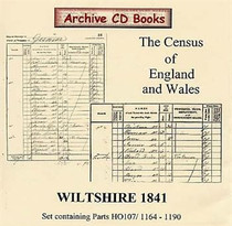 Wiltshire 1841 Census
