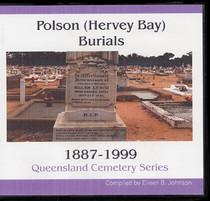 Queensland Cemetery Series: Polson (Hervey Bay) Burials 1887-1999