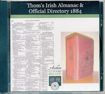 Thom's Irish Almanac and Official Directory 1884