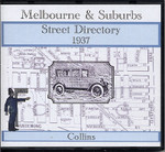 Melbourne and Suburbs Street Directory 1937 (Collins)
