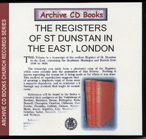 London Parish Registers: St Dunstan in the East 1558-1766