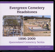 Queensland Cemetery Series: Evergreen Cemetery Headstones 1896-2009