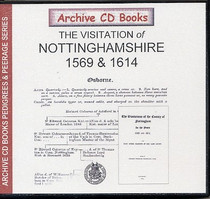 Visitation of Nottinghamshire 1569 and 1614