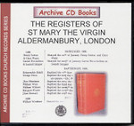 London Parish Registers: Aldermanbury (St Mary the Virgin) 1538-1859