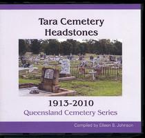 Queensland Cemetery Series: Tara Cemetery Headstones 1913-2010
