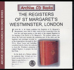 London Parish Registers: St Margaret's, Westminster, London