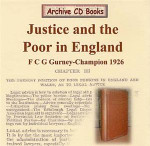 Justice and the Poor in England
