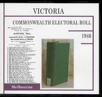 Victoria Commonwealth Electoral Roll 1946 Melbourne