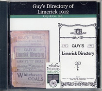 Limerick 1912 Guy's Directory