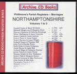 Northamptonshire Phillimore Parish Registers (Marriages) Volumes 1-2