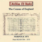 Norfolk 1871 Census