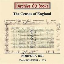 Norfolk 1871 Census