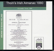 Thom's Irish Almanac and Official Directory 1880
