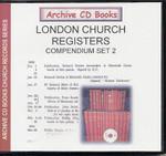 London Church Registers Compendium Set 2