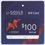 Gould Genealogy $100 Gift Card