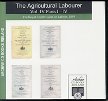 The Agricultural Labourer, Ireland 1893: Parts 1-4
