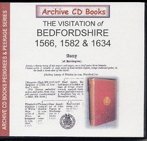 Visitations of Bedfordshire 1566, 1582 and 1634
