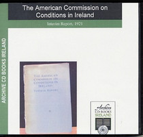 The American Commission on Conditions in Ireland 1921
