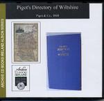 Wiltshire 1848 Pigot's Directory