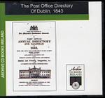 Dublin 1843 Post Office Directory