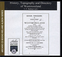 Westmoreland 1885 Bulmer's History, Topography and Directory