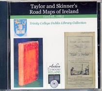 Taylor and Skinner's Road Maps of Ireland