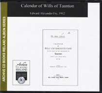 Calendar of Wills of Taunton