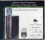 Ireland 1894 Slater's National Directory: Leinster and Dublin Section